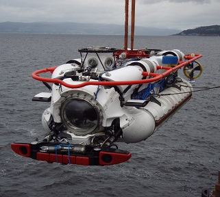 Rescue Submersible Design