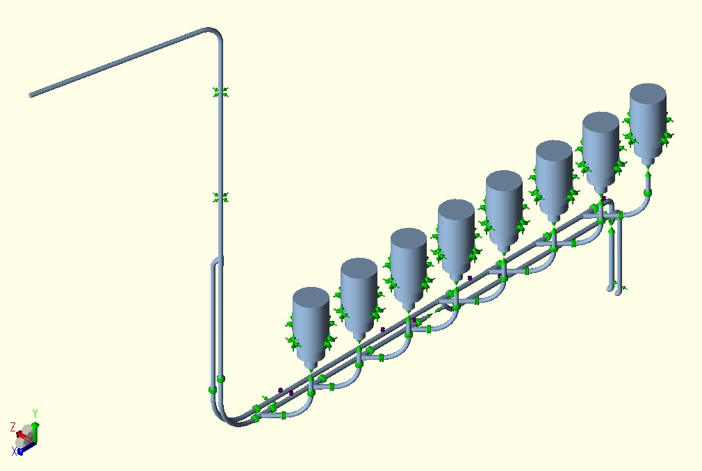 Time History Analysis Of Piping Systems