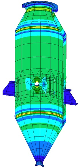 Spraynet Column Design